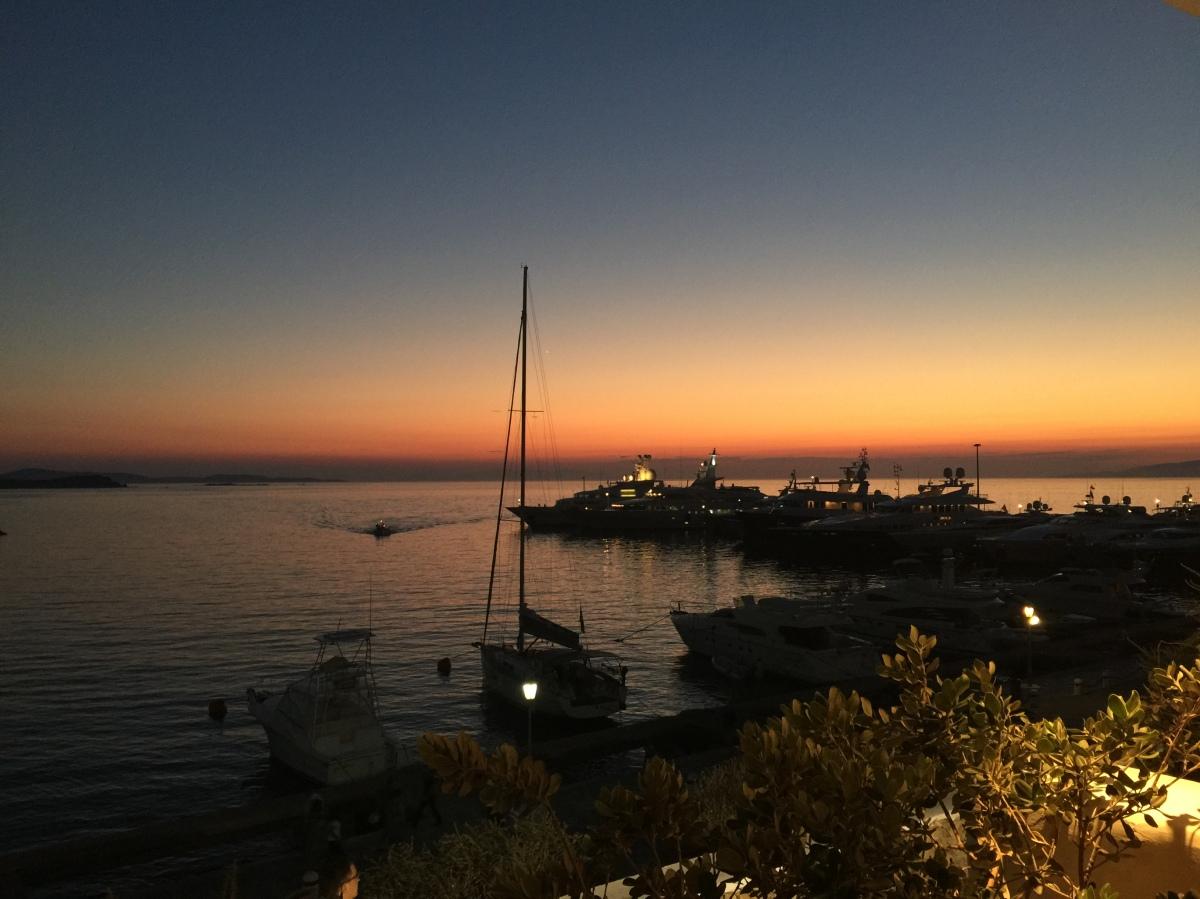 Greece Days 6-9, Mykonos with myWoes